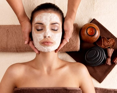 Three (3) Natural Beauty Facials